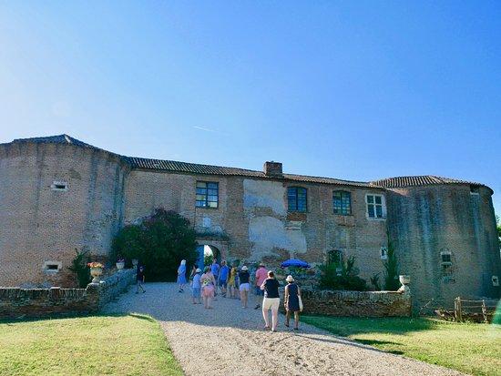 Piquecos, Γαλλία: Façade du château