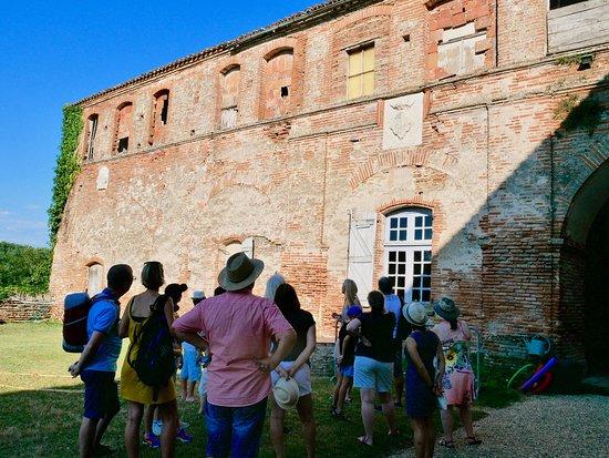 Piquecos, ฝรั่งเศส: Intérieur du château