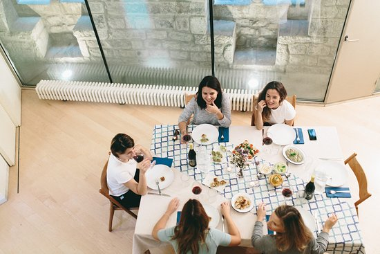 Eatwith Food Experience Monica Eva Barcelona Table