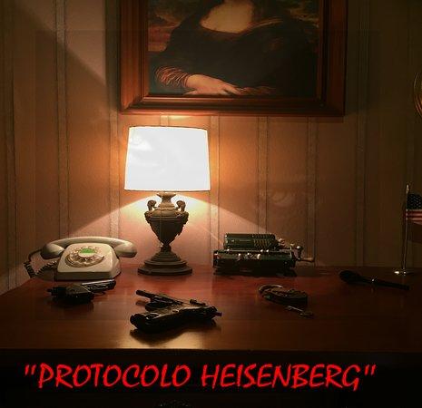 """Estella, Spain: Misión 1: """"PROTOCOLO HEISENBERG"""""""