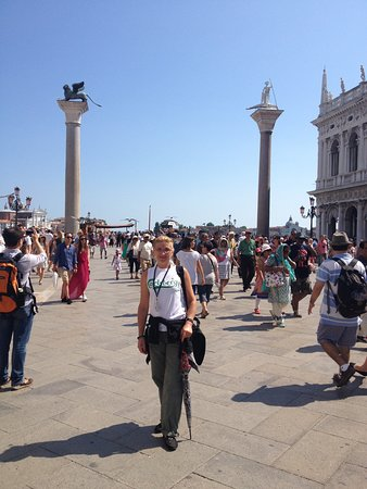 Russian Guide in Venice Lucia Gogu
