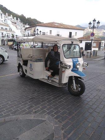 Tuk Tuk Spain Photo