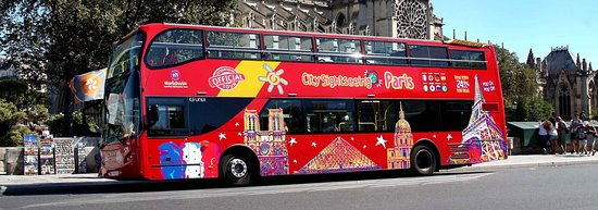 City Sightseeing Paris
