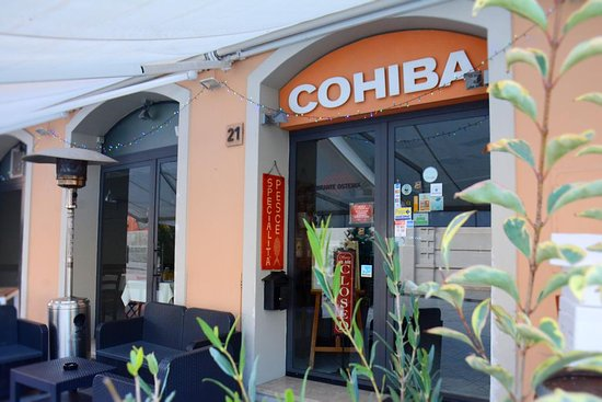 Ristorante Cohiba: COHIBA FOREVER!!