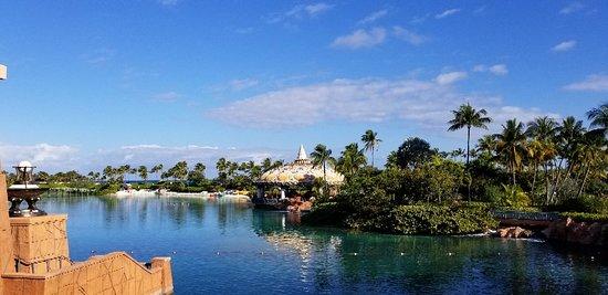 Half Moon Cay and Atlantis at Bahamas