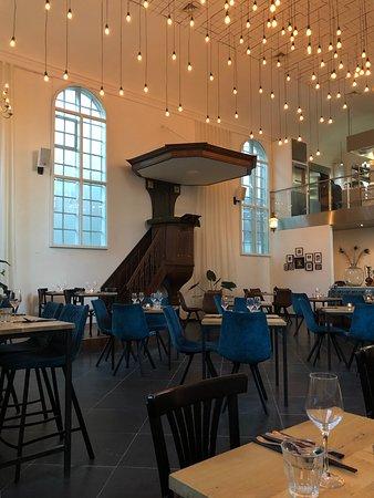 Oost: De diningroom