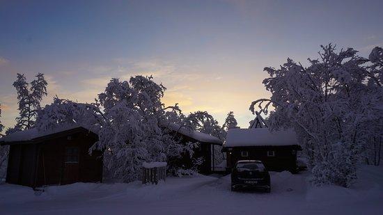 Kirkenes, Noruega: Front view