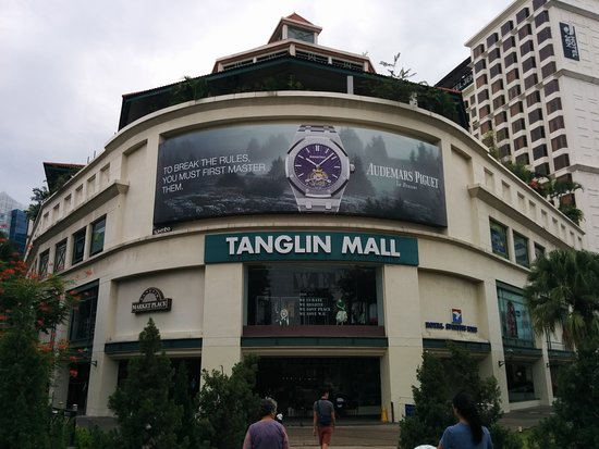 Tanglin Mall Bazaar