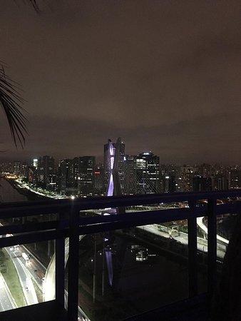 Vista Picture Of Terrazza Rooftop Sao Paulo Tripadvisor