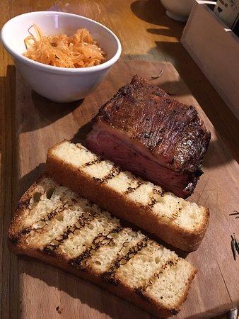 Buffalo 99: Smoked ribs