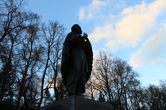 St. Lavrentiy Monument