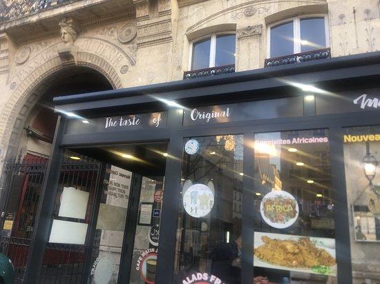 Bon Restaurant Africain Avis De Voyageurs Sur Madiba Paris Tripadvisor