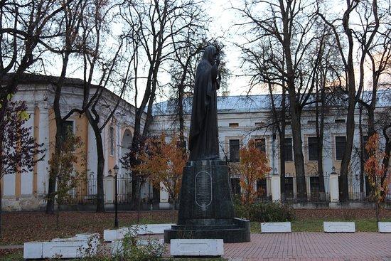 Памятник Кукше