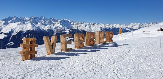Verbier, سويسرا: Les Gentianes