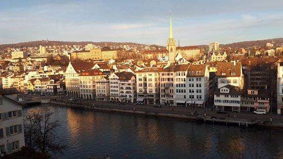 Canton de Zurich, Suisse: Limmat