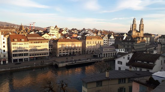 Canton of Zurich, Switzerland: Limmat