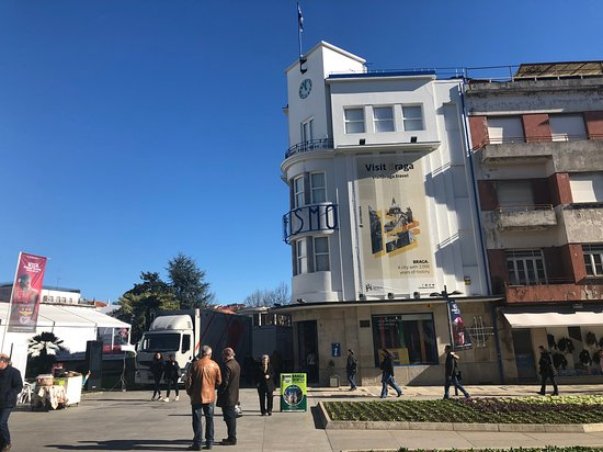 Posto de Turismo de Braga