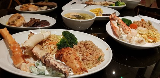 Delicious Food experience.accommodating staff.needs to improve the sauce availability esp for king crab!-must have cajun sauce atleast!