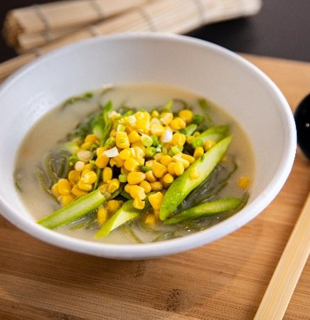 Kale-noodle Ramen