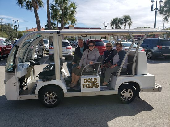St. Augustine Gold Tours