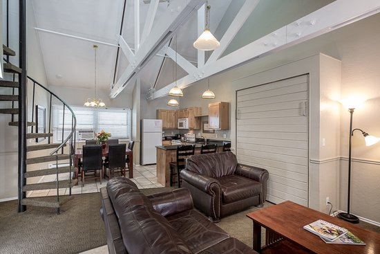 Living Area In Our Three Bedroom Loft Picture Of Sweetwater Lift Lodge Park City Tripadvisor
