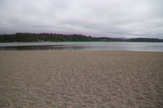 Langlois, OR: Lots of sand