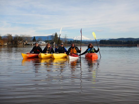 Cowlitz Kayak Tours
