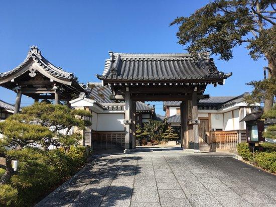 Myogen-ji Temple