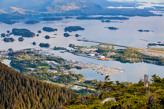 Sitka and Sitka Sound