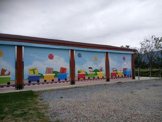 양산, 대한민국: 황산공원.체육공원