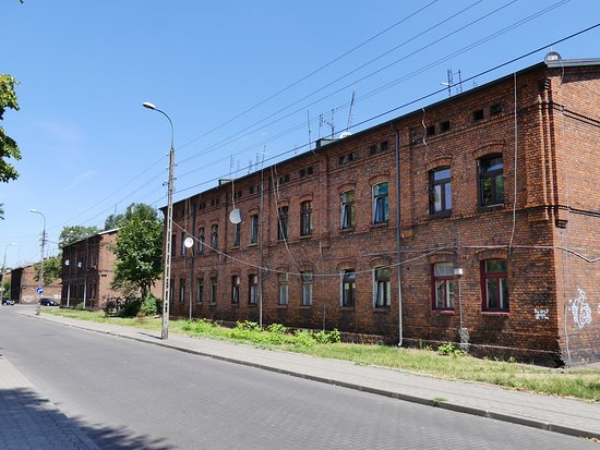 ‪Industrial settlement in Zyrardow‬