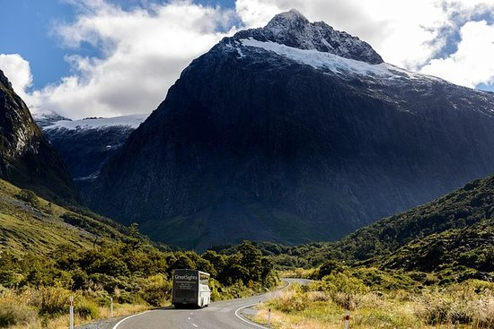 Milford Sound Full-Day Tour from Te...