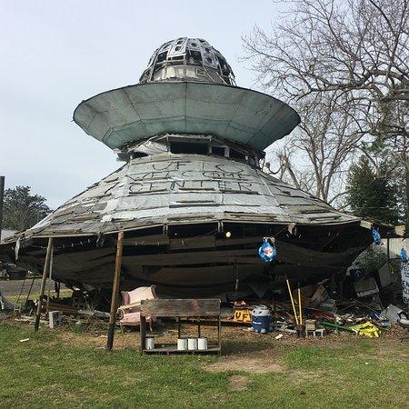 Bowman, Karolina Południowa: UFO Welcome Center