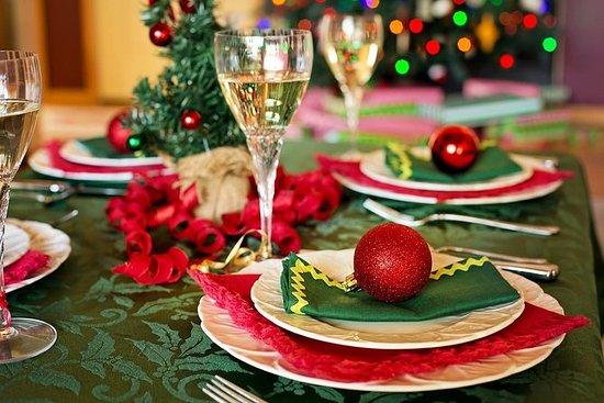 Christmas Eve Danube River Dinner...