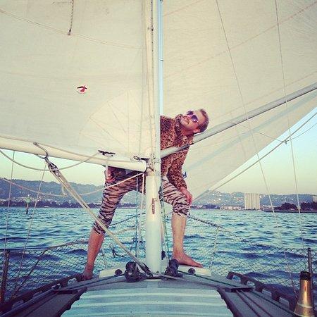 Captain Ladybug Sailing