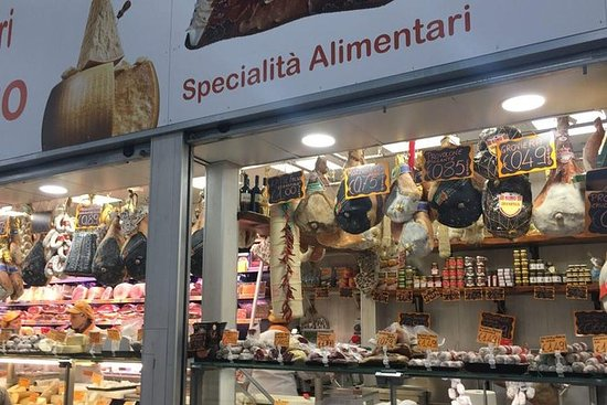 Civitavecchia: culture et calories
