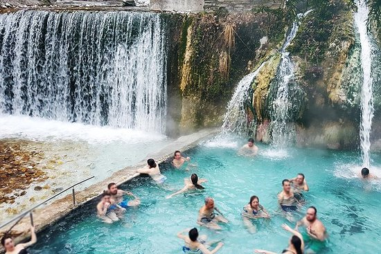 Pozar Thermal Baths and Edessa Day...