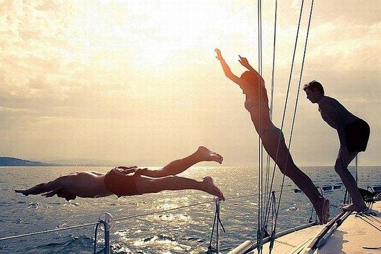 Aluguel de barco à vela em Sorrento e...