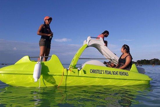 Christele's 3hr Pedal Boat Rentals