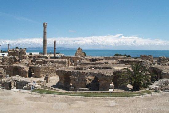 Private Day Tour Tunis Carthage Sidi...