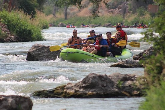 Half-Day Guided River Rafting