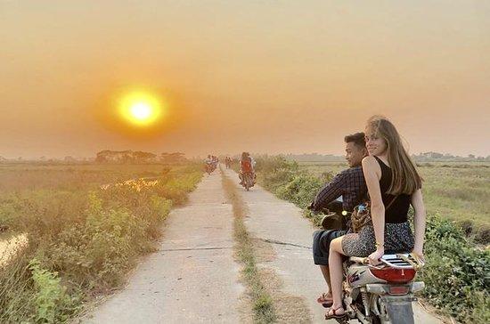 Un giorno - Lingua e cultura birmana