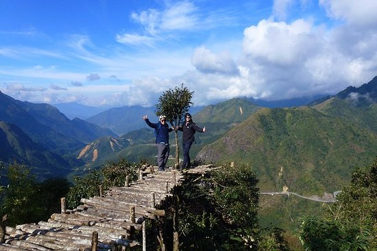 From Heaven Gate To Muong Hoa Valley...