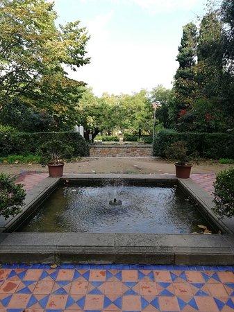 Parc de Montjuic: 庭園