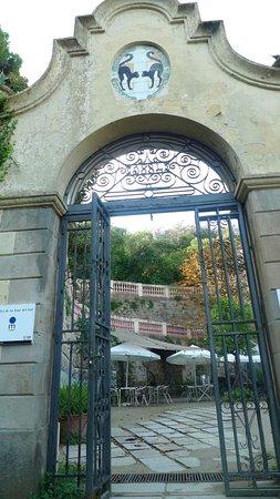 Parc de Montjuic: レストラン