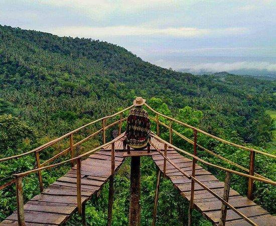 Praya, Indonesia: Perjalan yang hebat menuju lombok utara, tiu pituk gangga