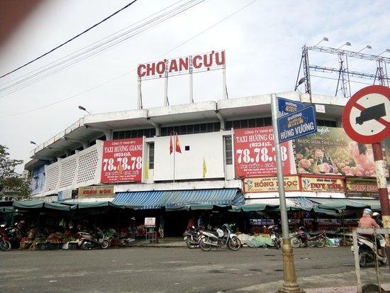 An Cuu Market