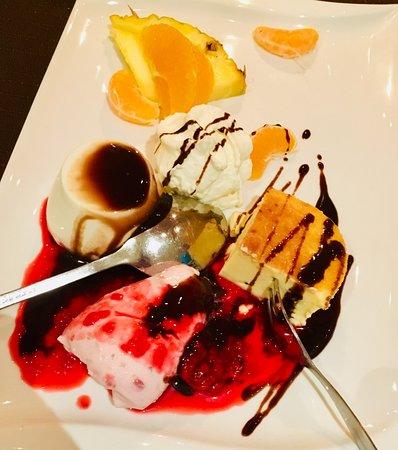 Reichenbach, เยอรมนี: Dessert Variation?