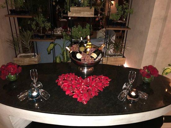 Best Valentine Dinner