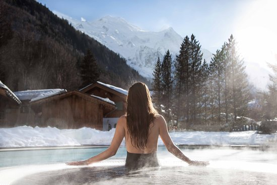 Spa Deep Nature Le Refuge Des Aiglons